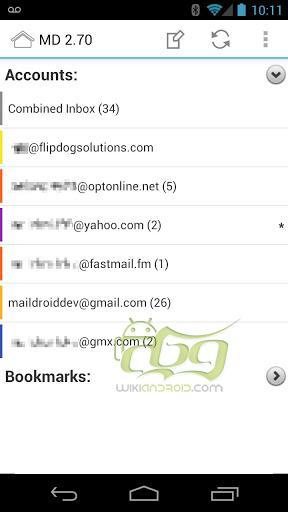 MailDroid-Email-Application-screenshot-1