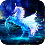 1.0 3D Unicorn