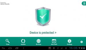 Kaspersky Internet Security v11.4.4.176