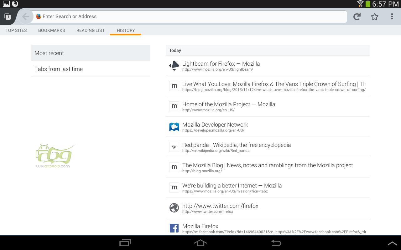 Firefox Browser (4)