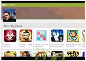 Google Play Games _