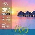 دانلود InstaWeather Pro v3.6.0 نرم افزار نمایش وضعیت آب و هوا