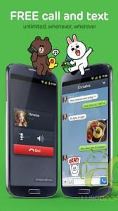 LINE_Free Calls & Messages-