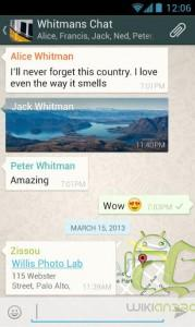 WhatsApp Messenger-