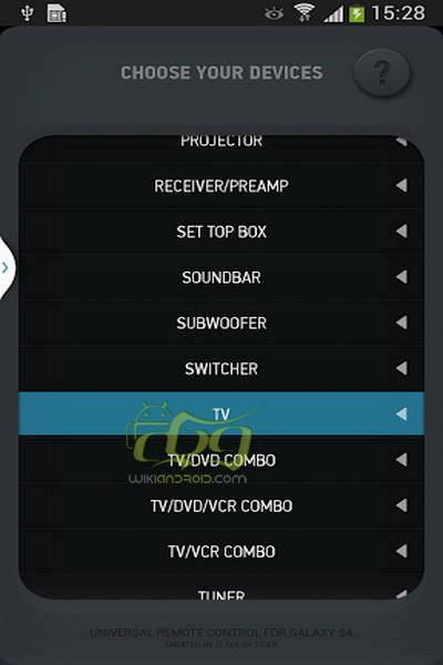 دانلود Smart IR Remote - Universal IR ریموت کنترل اندروید