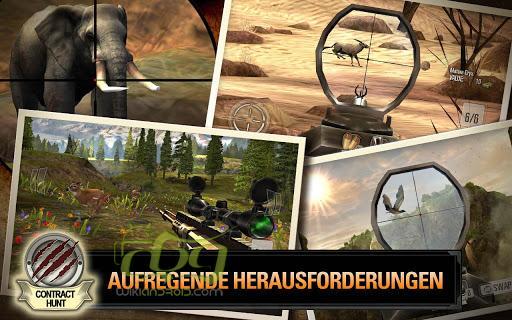 دانلود The Deer Hunter 2014 اخرین نسخه بازی شکار گوزن اندروید