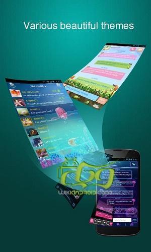 GO SMS Pro محبوب ترین برنامه مدیریت SMS با رابط کاربری بسیار عالی