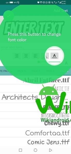 آموزش ساخت استیکر واتساپ با برنامه wemoji