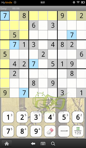 دانلود Sudoku اخرین نسخه بازی فکری و تفریحی سودوکو اندروید
