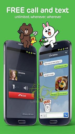 دانلود LINE Lite: Free Calls & Messages اخرین نسخه لایت سبک لاین اندروید